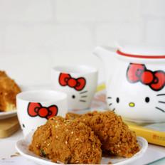 海苔肉松小贝#霸王超市#