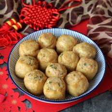 酿油豆腐——团团圆圆