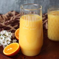 雪梨橙汁#下午茶#