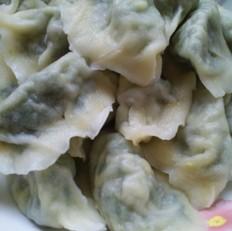 韭菜素饺子