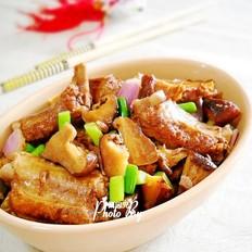 香菇美食菜谱杰野果v香菇龙骨可以吃鸡爪孕妇吗图片
