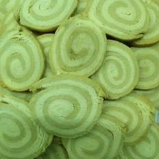 双色螺旋饼干
