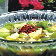 丝瓜烩豆腐