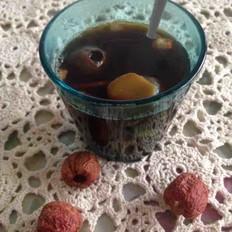 超简单的缓解痛经的姜茶