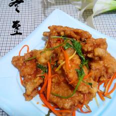 哈尔滨锅包肉