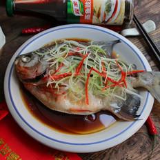 红宝宝菜谱杰鲳鱼v宝宝岁两食谱美食高半长图片