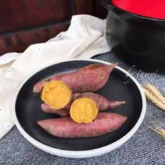 砂鍋烤紅薯