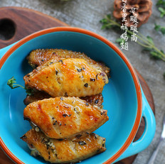 百里香烤鸡翅