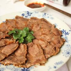 豆豉酱牛肉