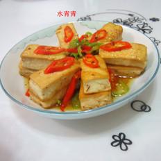 美味煎豆腐