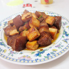 东坡肉烧豆腐