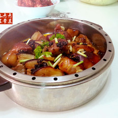 好吃不油腻的东坡猪蹄---新春宴客菜