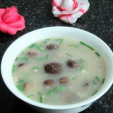 高汤香菇汤