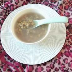 解酒绿豆汤的做法[图]