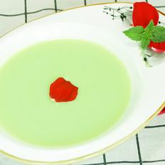 奶香豌豆羹