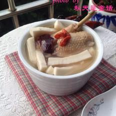 广东椰子鸡汤