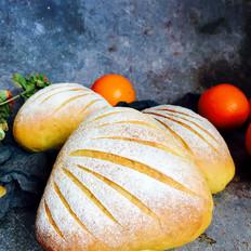 麻阳冰糖橙软欧面包——包含一整个橙子的香甜