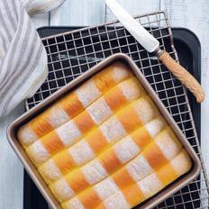 南瓜奶酪排包