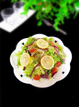 藜麦果蔬沙拉的做法