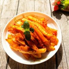 法式黑胡椒土豆条