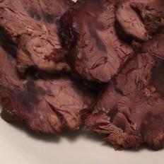 秘制酱牛肉