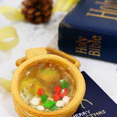 圣诞摇摇乐姜饼