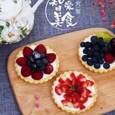 浪漫下午茶——法式水果挞