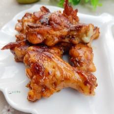 煎烤鸡翅根