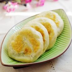白菜韭菜馅饼