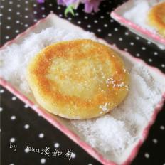 东北香煎年糕饼