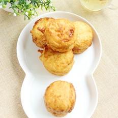 牛油果夹心薯饼