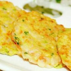 鲜虾蔬菜米饼