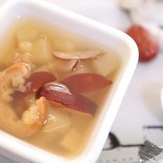 宝宝辅食食谱  山楂苹果开胃汤