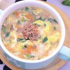 西红柿牛肉疙瘩汤  宝宝辅食食谱