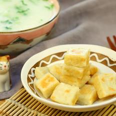 宝宝鱼豆腐  宝宝辅食食谱