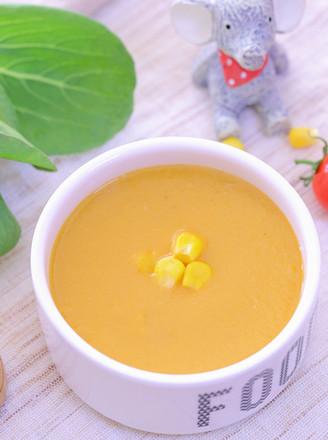 番茄牛肉玉米浓汤 宝宝辅食食谱的做法