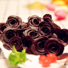 手工巧克力玫瑰花