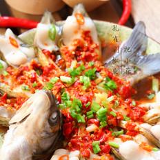 孔雀剁椒鱼