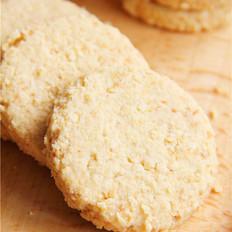 花生燕麦酥饼