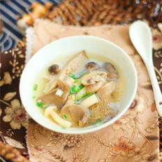 养生菌菇汤