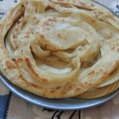 五香盘丝葱油饼