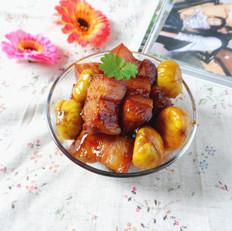 栗子红烧肉