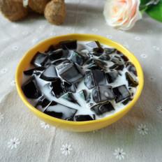椰汁龟苓膏