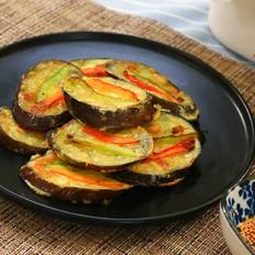 韩式煎茄子-迷迭香