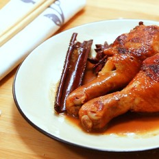 红烧鸡腿-迷迭香
