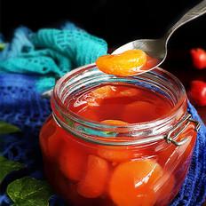 橘子山楂糖水(罐头)