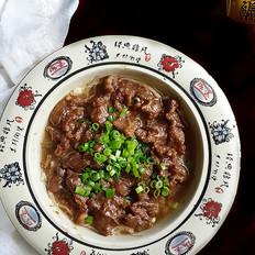 金针菇蒸牛肉