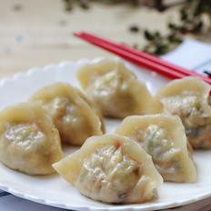 白菜素蒸饺