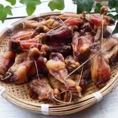温州风味腊鸡翅