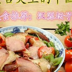 汉源坛子肉的做法[图]